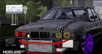 BMW E34 Drift Cramps [1.5.9]